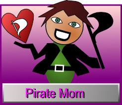 Pirate Mom - Anne Kekki